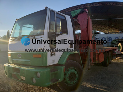 Caminhão Ford Cargos 1622 _ Munck Madal Md30.504