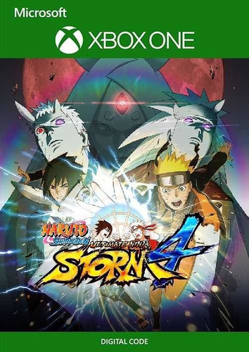 Naruto Shippuden: Ultimate Ninja Storm 4 Xbox One Offline