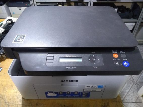 Samsung M2070w Pronta Entrega Revisada Com 5500 Copias