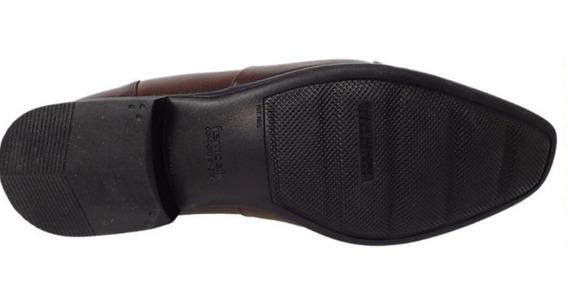 Sapato Masculino Marrom Ferricelli Original Frete Off 010980