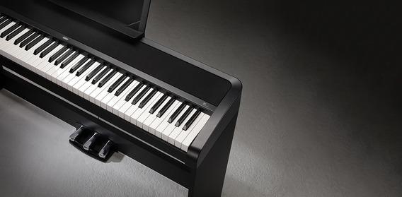 Piano Digital 88 Teclas Pesadas Korg Con Mueble De Paquete¡¡