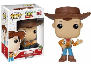 Funko Pop Toy Story 4 Woody #168