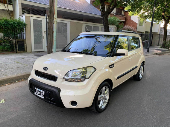 Kia Soul 1.6 Pop 4at 2011