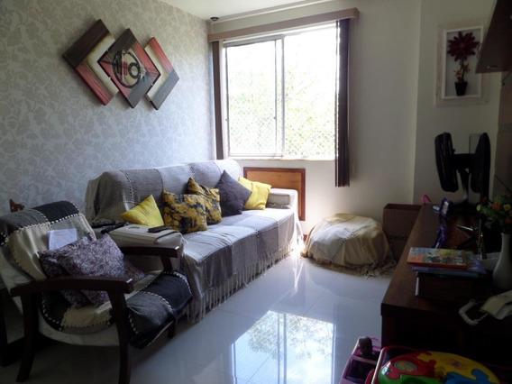 Apartamento Em Santa Rosa, Niterói/rj De 57m² 2 Quartos À Venda Por R$ 250.000,00 - Ap213339