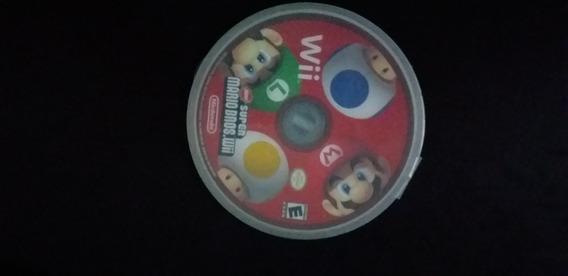Jogo New Super Mario Bros.wii ( Midia Física )
