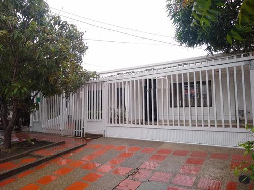 Imagen 1 de 14 de Casa En Venta En Barranquilla Recreo