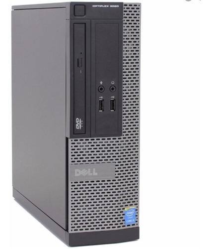 Dell Optiplex 3020 I5 8gb Ram Hd500gb + Pl.de Video Dedicada