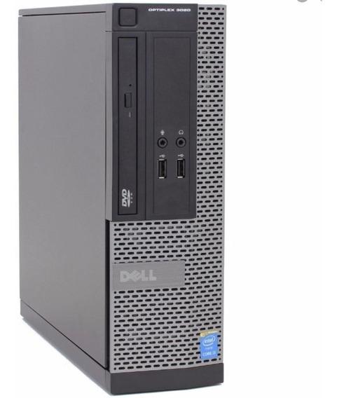 Dell Optiplex 3020 I5 8gb Ram Hd500gb