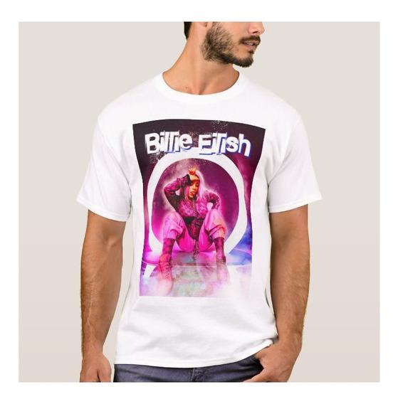Playera Billie Eilish Modelo 02 Envío Gratis