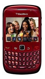 Celular Blackberry Modelo 8520 Tinto Pim Activo Ultimos E/g