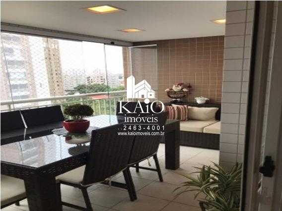 Apartamento De 103m² Com 3 Dormitórios Varanda Gourmet 2 Vg