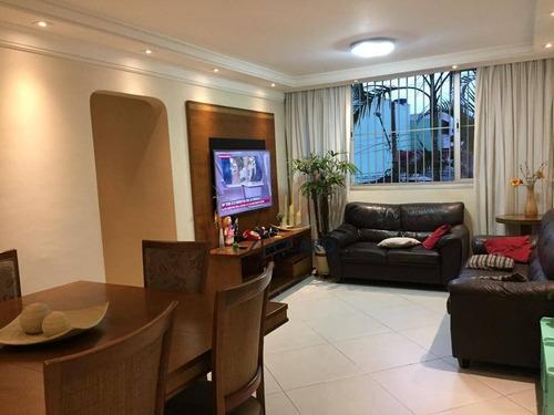 Apartamento À Venda, 89 M² Por R$ 369.000,00 - Vila Augusta - Guarulhos/sp - Ap16879
