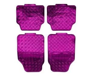 Kit Completo Pink,capa Rosa ,capa De Volante E Tapetes