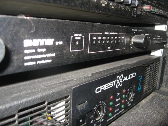 Skinner 510 Reductor De Ruido Soplido Cassette Cinta Abierta