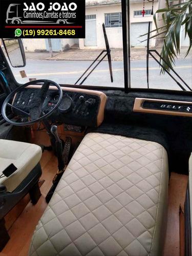 Motor Home Scania Dino