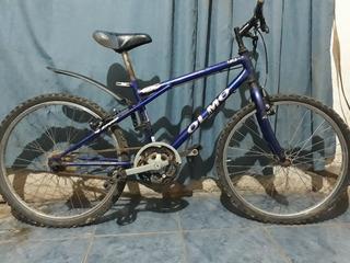 Bicicleta Olmo Rodado 24 Montain Bike