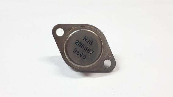 Transistor 2n6687 - Pacote Com 3 Peças