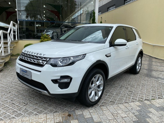 Land Rover Discovery Sport 2.0 Hse 16v Gasolina 4p Automatic