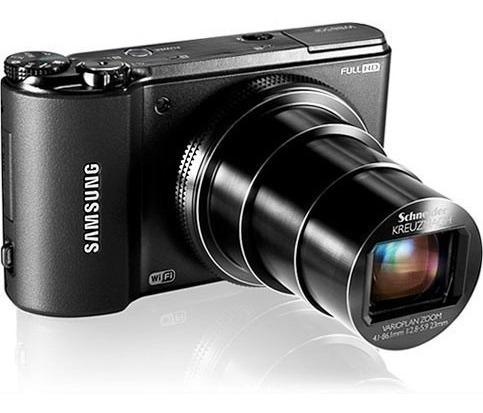 Camera Filmadora E Fotografica Inteligente Samsung Wifi