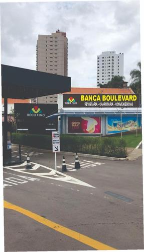 A Maior Banca/conveniencias Do Brasil A Venda