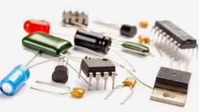 Pacote Lote De Componentes Eletrônicos P/ Loja Industria