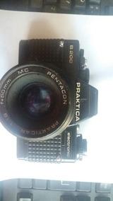 Câmera Fotográfica Antiga Praktica B200 Eletrônica/analógica