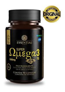 Super Ômega 3 Tg Essential Nutrition - 90 Cápsulas 1000mg