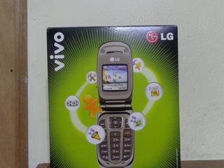 Celular LG Md120 Linha Cdma - Na Caixa - Completo