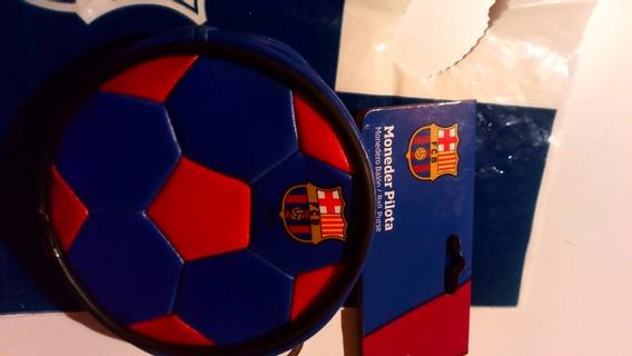 Monedero Del Barcelona Fc
