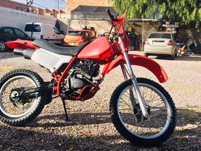 Moto Cross Honda Xr200r Año 2000