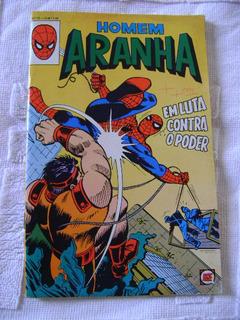 Homem Aranha Nº15 Rge Março 80 Raro ! Leia Anúncio!