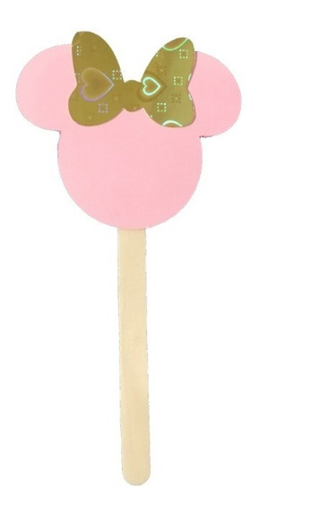 Cupcake Toppers Minnie Disney