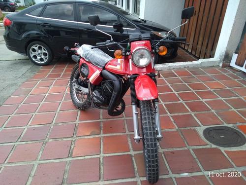 Suzuki Er 100 Enduro