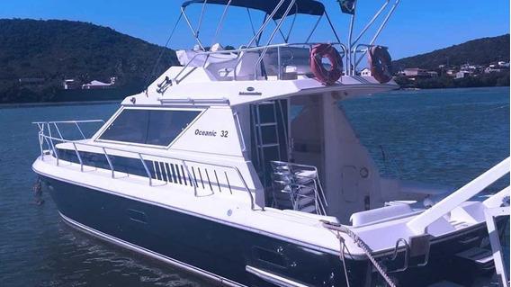 Lancha Oceanic 32 Ñ Cabrasmar,rio Star,top Fish,fishingreal