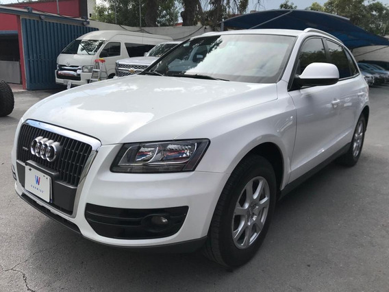 Audi Q5 Tendy Tronic 2010 Blindada Nivel 3