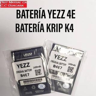 Bateria Pila Yezz 4e Original Tienda