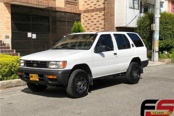 Nissan Pathfinder Mt 3300 Cc V6