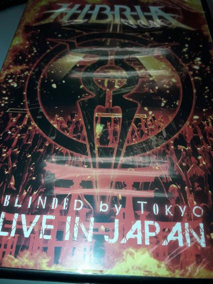 Hibria Live In Japan . Dvd Lacrado