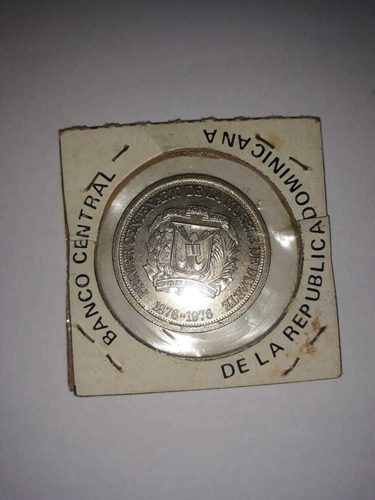 Monedas Para Colección 1er Centenario De La Muerte De Duarte
