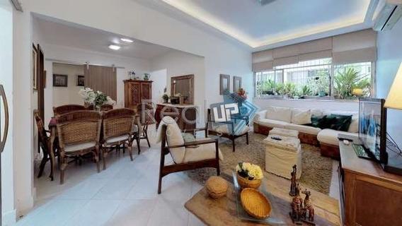 Excelente Apartamento De 3 Quartos Em Botafogo. - 19096