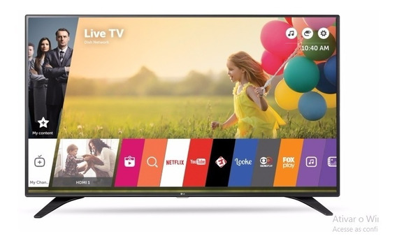 Televisão 55 Polegadas Lg Super Mega Espetacular