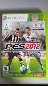 Pes 2012 - Xbox 360 - Original