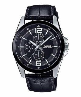 Reloj Casio Mtpe-306l Wr 50 Hombre Envío Gratis