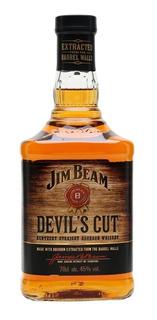 Whisky Jim Beam 750 Ml Devils Cut