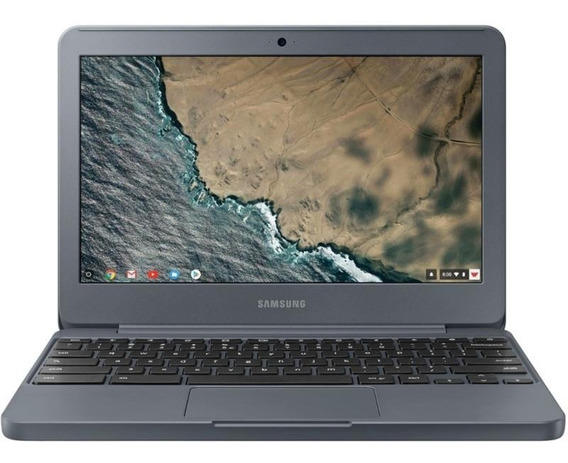 Chromebook Samsung Connect Grafite - Tela 11.6 Hd 2gb Ram