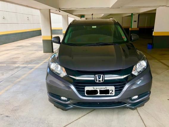 Honda - Hr-v - Exl- Automatico - Super Completo - 17/17 Novo