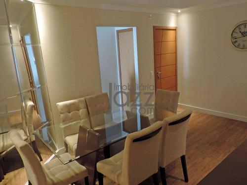 Apartamento À Venda, 117 M² - R$ 690.000 - Ap1914
