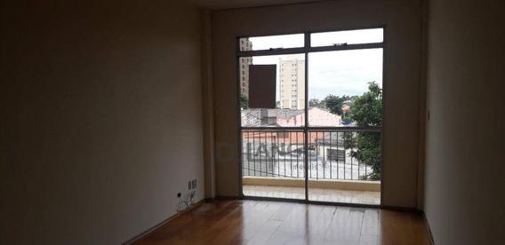 Apartamento Com 2 Dormitórios Para Alugar, 65 M² Por R$ 1.200/mês - Jardim Bela Vista - Campinas/sp - Ap1142