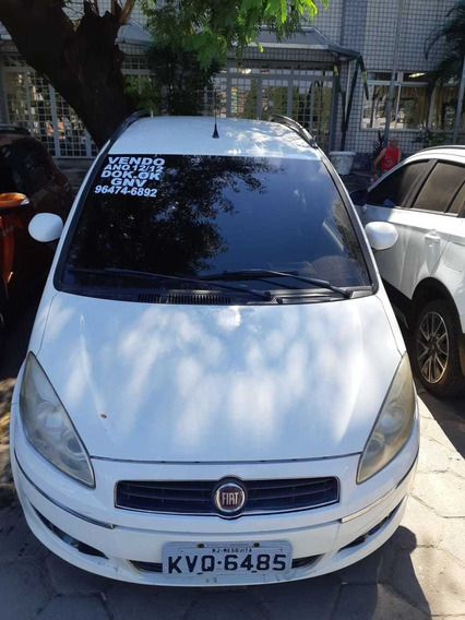 Fiat Idea Essence Motor1.6-2012 Branco 4 Portas-gnv Doc19 Ok