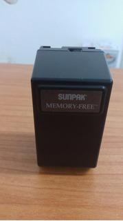 Batería Recargable Para Videocámara Sunpak De 2000mah